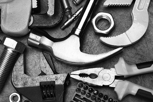 Werkzeuge Startseite Box - Graner Eisengroßhandel - Konstanz