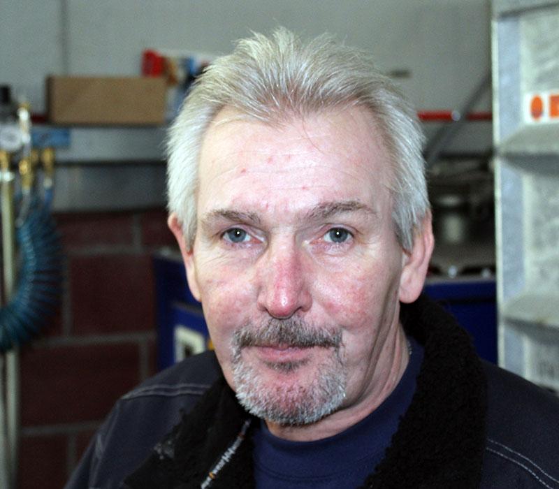 Rolf Alberth - Graner Eisengroßhandel - Konstanz